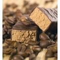 Barre café riche en protéine