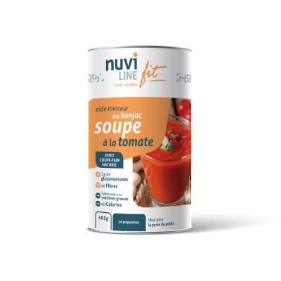 Soupe de tomate minceur au konjac