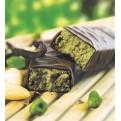 Ma super barre verte cacahuète & chocolat !