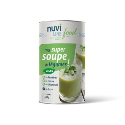 Ma super soupe de légumes !