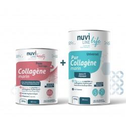 Pack Duo - Articulations-Beauté - Collagène pur + Collagène peau anti-âge