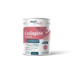 Collagène marin avec acide hyaluronique et vitamine C, anti-âge, beauté de la peau