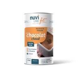 Boisson protéinée chocolat chaud nuviline