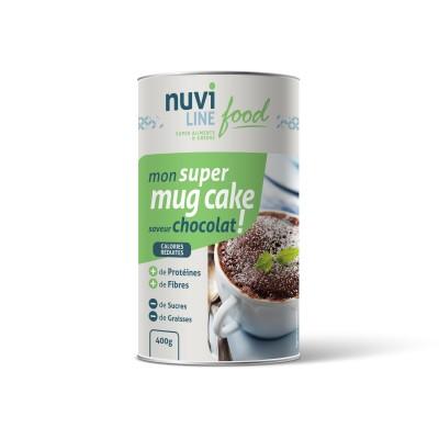 Mug cake protéiné saveur chocolat