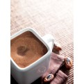 Boisson protéinée chocolat chaud