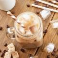 Repas shake café