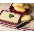 Repas minceur purée de pommes-de-terre