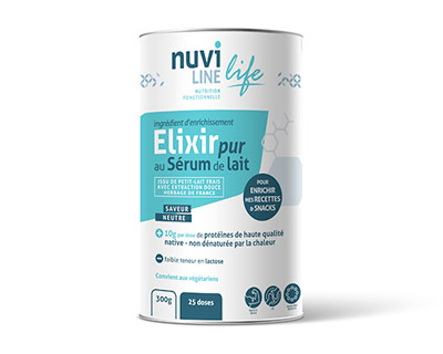 Serum de lait riches en Protéines
